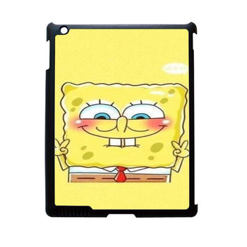 Spongebob And Patrick Best Friend iPad 2 Case