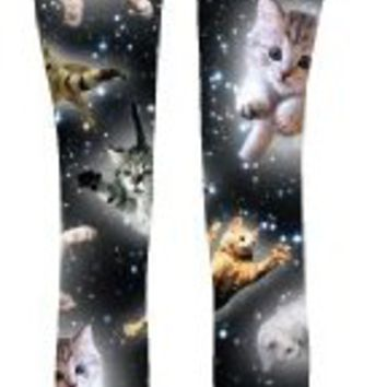 Space Kitten Women's Leggings