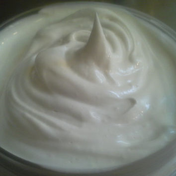 White Chocolate Hair Butter: Cocoa, Mango & Murumuru Butters w/ Avocado Oil- Twist-Out Cream