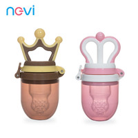 new 2016 cute soft Baby Fruit Feeding Pacifiers Newborn baby boy girls pacifier Infant Baby Silicone Pacifiers Baby Nipple