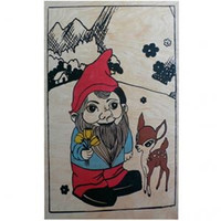 Mr. Gnome Wall Art