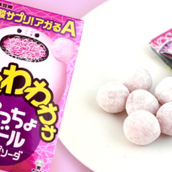 Buy Uha Awawawa Puccho Ball Candy - Grape at Tofu Cute