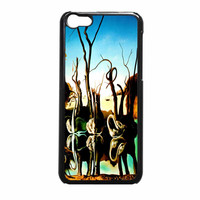 Salvador Dali Soft Watch Melting Clock iPhone 5c Case