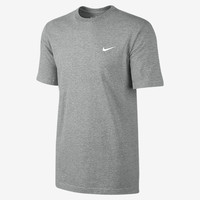 The Nike Embroidered Swoosh Men's T-Shirt.