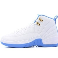 Best Deal Online Air Jordan 12 Retro 'University Blue' BG