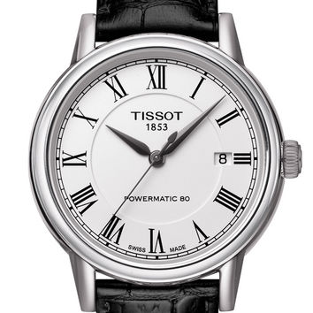 Tissot Carson Mens Automatic Watch T0854071601300