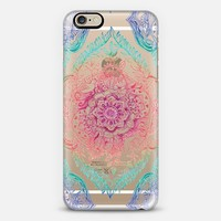 Indian Ink - Rainbow Version - Transparent iPhone 6 case by Micklyn Le Feuvre   Casetify
