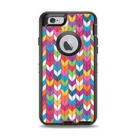 The Color Knitted Apple iPhone 6 Otterbox Defender Case Skin Set