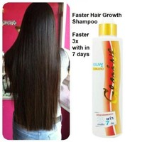 1 X Genive Long Hair Fast Growth Shampoo Helps Your Hair to Lengthen Grow Longer:Amazon:Beauty