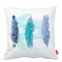 Feather Decorative Pillows Boho Pillow Covers Pillow Cases Throw Pillow Covers Cheap Throw Pillows 18X18
