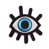 Eye Patch/Iron on Patch