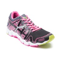 Womens Puma Shintai Runner Cat Athletic Shoe, Black Pink | Journeys Shoes