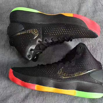 """""""Nike"""" Hyperdunk Low Fashion Color Soles Breathable Sneakers Basketball shoes Sport S"""