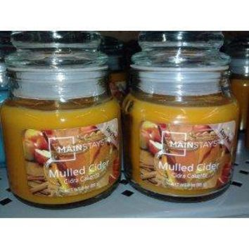 Mainstays Mulled Cider Candle Set