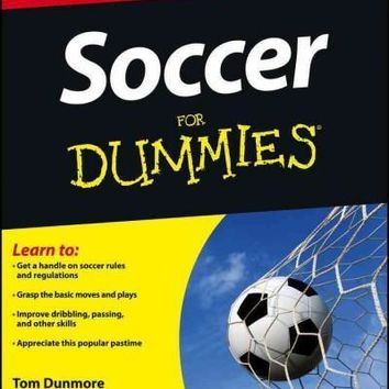 Soccer for Dummies (For Dummies): Soccer for Dummies (For Dummies (Sports & Hobbies))