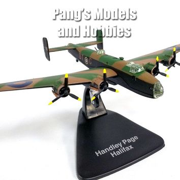"Handley Page Halifax British RAF Bomber ""Sleepy Gal"" 1/144 Scale Diecast Metal Model by Amercom"