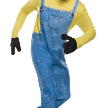 Mens Minion Costume