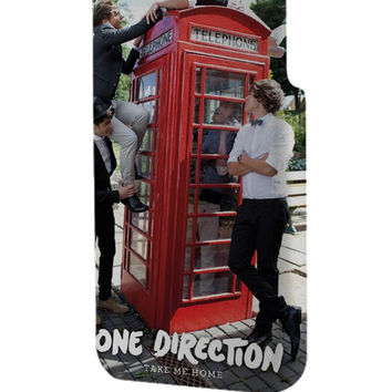 Best 3D Full Wrap Phone Case - Hard (PC) Cover with One Direction Phone Box Design