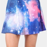 Galactic Skirt - Blue
