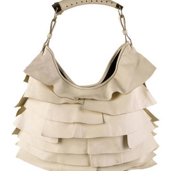 ysl classic y bag - yves saint laurent ruffle-accented st. tropez bag, ysl india website