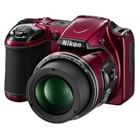 Nikon COOLPIX L820 16MP Digital Camera with 30x Optical Zoom