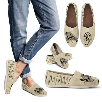Vintage Audiology Casual Shoes