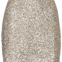 TWINKLE SEQUIN PELMET SKIRT