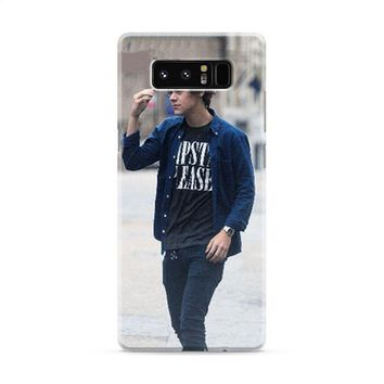 Harry Styles One Direction 1D Samsung Galaxy Note 8 Case