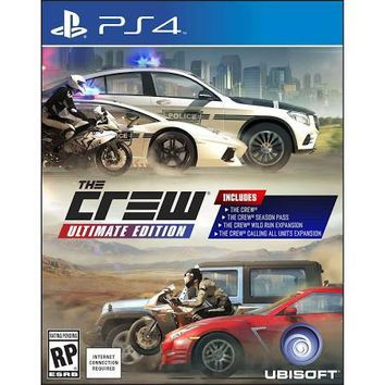 The Crew: Ultimate Edition [PS4 Game]