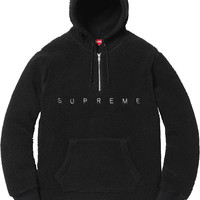 Supreme Sherpa Fleece Pullover