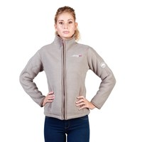 Geographical Norway Taupe Polyester Sweatshirt
