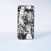 5SOS  Plastic Case Cover for Apple iPhone 5 5s 6 Plus 6 4 4s  5c