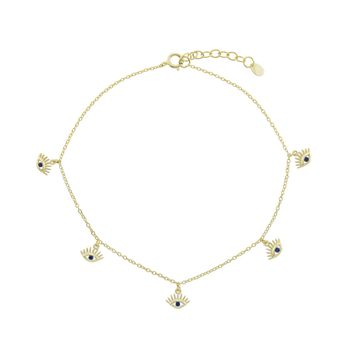 Guardian Eye Anklet