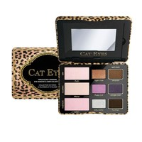 Beauty Cosmetic 9-color Leopard Eye Shadow [11470391372]