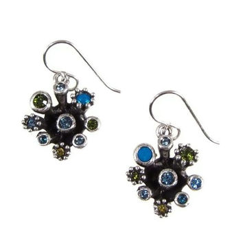 Patricia Locke Jewelry - Bloom Earrings in Surf
