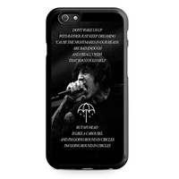 Bring Me The Horizon Happy Song Band Lyric  Iphone 5s Case