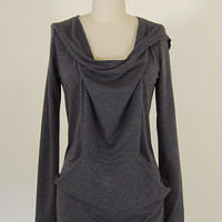 Donovan Hoodie in Charcoal : Spotted Moth, Chic and sweet clothing and accessories for women