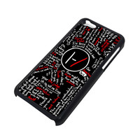 TWENTY ONE PILOTS LYRICS iPhone 5C Case