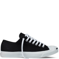 Converse - Jack Purcell - Low - Black