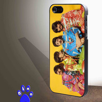 Beatles Sgt Pepper for iphone 4/4s/5/5s/5c/6/6+, Samsung S3/S4/S5/S6, iPad 2/3/4/Air/Mini, iPod 4/5, Samsung Note 3/4 Case **