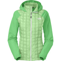 The North Face ThermoBall Hybrid Hooded Insulated Jacket - Women's