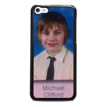 5SOS MICHAEL CLIFFORD iPhone 5C Case Cover