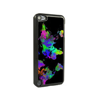 Abstract World Map iPod Touch 5 and iPod Touch 4 Case