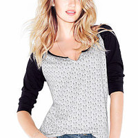 Bateau Tee - Essential Tees - Victoria's Secret