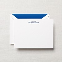 Personalized Note Cards and Envelopes | Personalized Stationery Sets