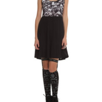 Teenage Runaway Skulls Dress