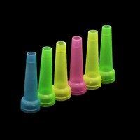 50pcs per Pack Funnel Design Disposable Shisha Mouthpiece Hookah Water Pipe Sheesha Chicha Narguile Hose Mouth Tips Accessories