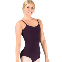 Adult Camisole Cotton Leotard