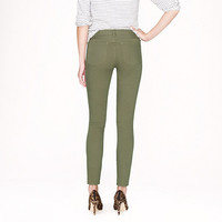 Toothpick jean with zippers - Toothpick - Women's denim - J.Crew