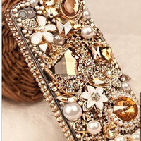 iphone 5 case iphone Bling case iphone cover by cellphonecasemade